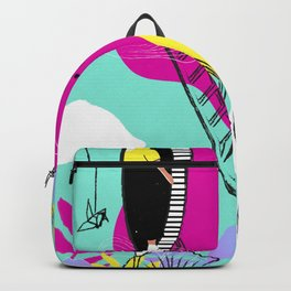 Daydreaming in ChromaCity Backpack