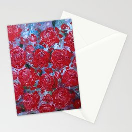 Mexican rose dream Stationery Cards