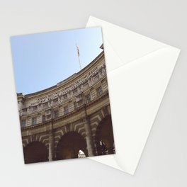 The Admiralty Arch, London Stationery Cards