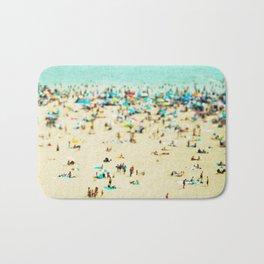Coney Island Beach Bath Mat