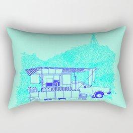Caldo de Cana Rectangular Pillow
