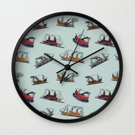 Fleet Wall Clock