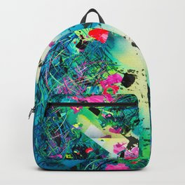 Searching for hoMe Backpack