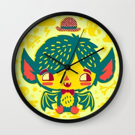 Béla Jr. Wall Clock
