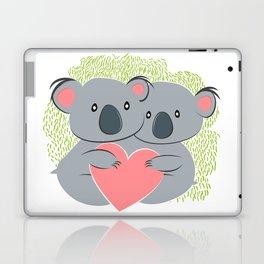 Koala innamorati Laptop & iPad Skin