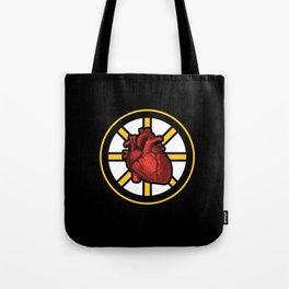 Bruins Have Heart #SpokedHeart Tote Bag