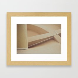 Stairs at Singapore Framed Art Print