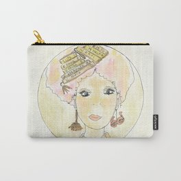 The thoughts of others Carry-All Pouch