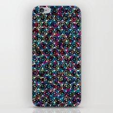 Stardust Geometric Art Print. iPhone & iPod Skin