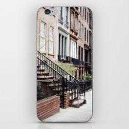 Upper East Side iPhone Skin