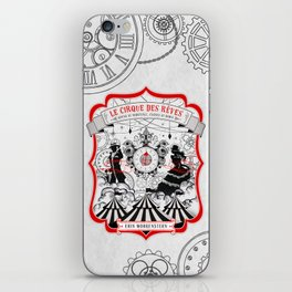 The Night Circus - light iPhone Skin