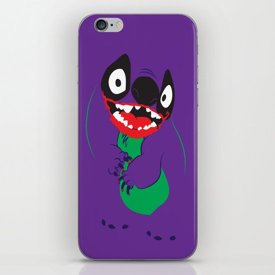 Why So Stitch? iPhone Skin
