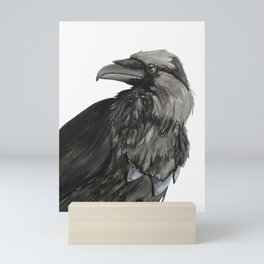 The Raven Mini Art Print
