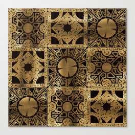 Lament Configuration Spread Canvas Print