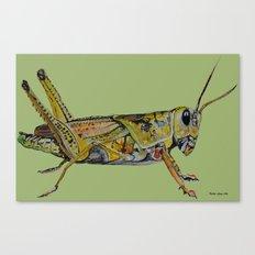 Hopper Canvas Print