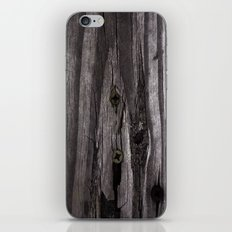 knotty iPhone Skin