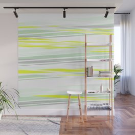 lemon grass / light Wall Mural