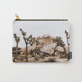 Joshua Tree II / California Desert Carry-All Pouch
