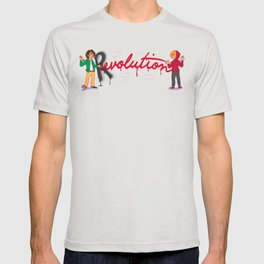Revolution With A Captial R T-shirt