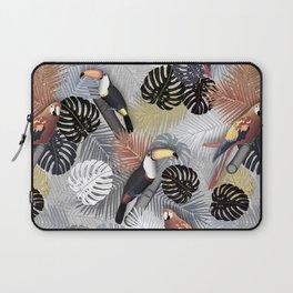 Tropical Birds Laptop Sleeve