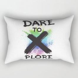 Dare 2 Explore Rectangular Pillow