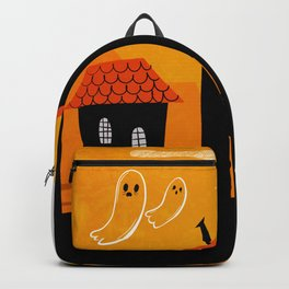 A Haunting We Will Go Backpack