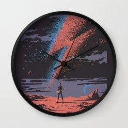 The Starman Wall Clock