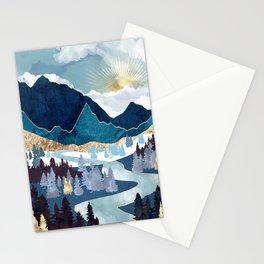 Valley Sunrise Stationery Cards