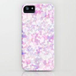 Hexadots iPhone Case