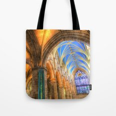 The Cathedral Atmosphere Tote Bag