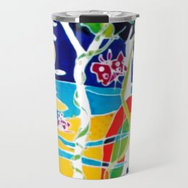 An Aussie kinda of a Day!        by Kay Lipton Travel Mug