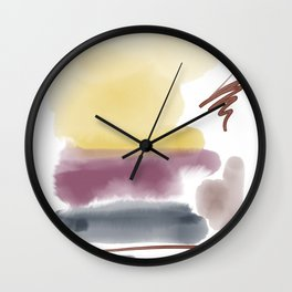 Introversion IV Wall Clock