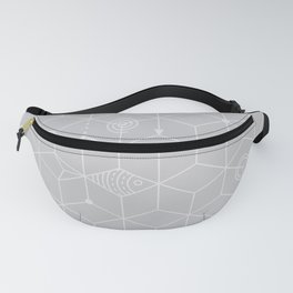 two fishes Fanny Pack