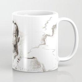 Fantastic Man in Uniform Coffee Mug