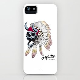 Geppetto Dead Chief iPhone Case