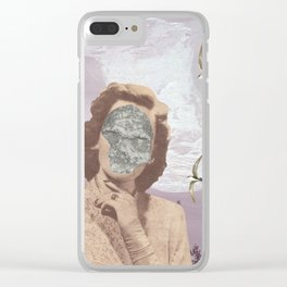 Tundra Clear iPhone Case