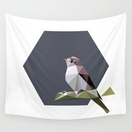 Spotted flycatcher Wall Tapestry