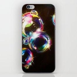 Bright Bubbles iPhone Skin