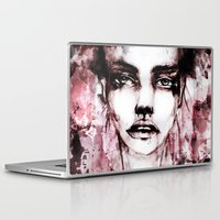 blur Laptop & iPad Skins featuring BLUR by Ismael Aguilar Bonet