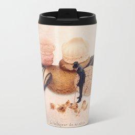 The crumbs sweeper Travel Mug