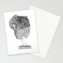 Mister owl Stationery Cards