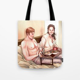 Reyux - Sweet Morning Tote Bag
