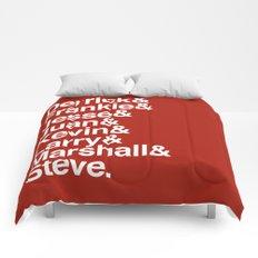 Pioneers Comforters