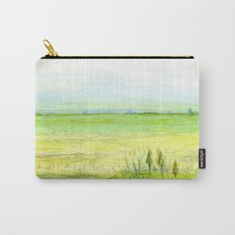 Green meadow Carry-All Pouch
