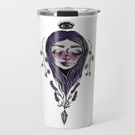 Lavender Dreams Travel Mug