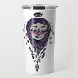 Lavender Dreams Travel Mug
