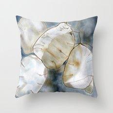Moonwort Sonata Throw Pillow