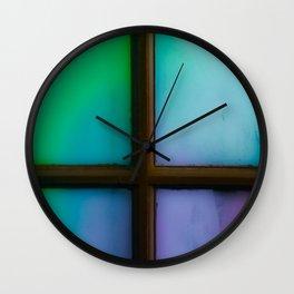 Sherbert Recolor Wall Clock