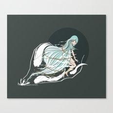 fly. Canvas Print