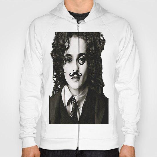 Helena Bonham... Chaplin? Hoody